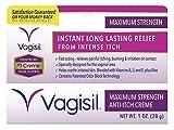 Vagisil Maximum Strength Anti-Itch Creme 1 oz (Pack of 3)