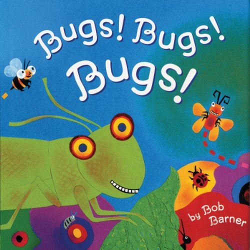 Bugs! Bugs! Bugs! audiobook cover art