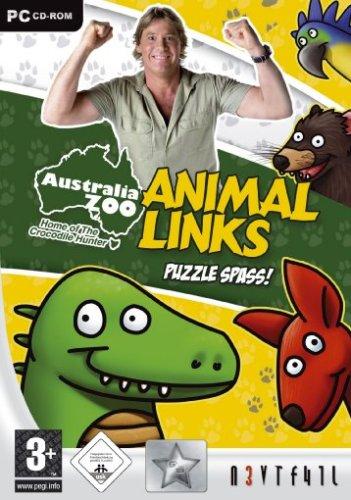 Australia Zoo Animal Links (DVD-ROM)