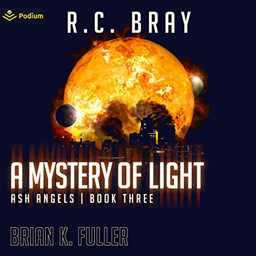 A Mystery of Light cover art
