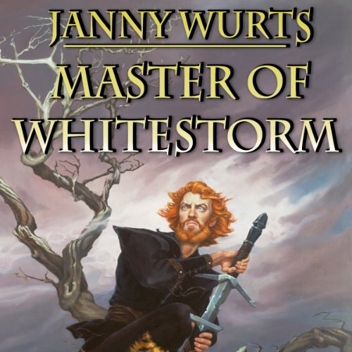 Master of Whitestorm audiobook cover art