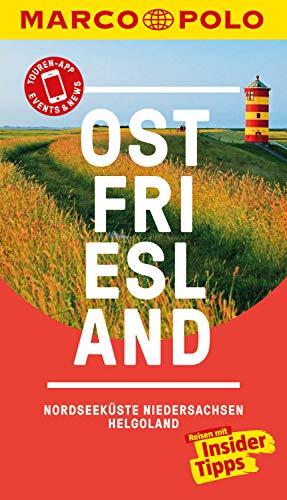 MARCO POLO Reiseführer Ostfriesland, Nordseeküste, Niedersachsen, Helgoland: Reisen...