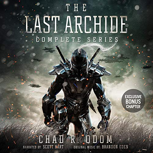 The Last Archide: Complete Series cover art