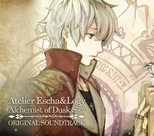 Atelier Escha & Logy Tasogare No Sora No Renkinjutsushi - O.S.T. (3CDS) [Japan CD] GUSTCD-10011 by Atelier Escha & Logy Tasogare No Sora No Renkinjutsushi