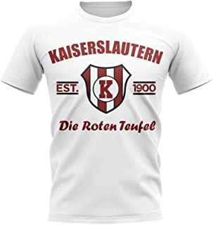 Airosportswear Kaiserslautern Established Football T-Shirt (White)