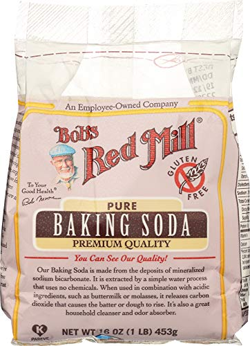 Bob's Red Mill (NOT A CASE) Gluten Free Pure Baking Soda
