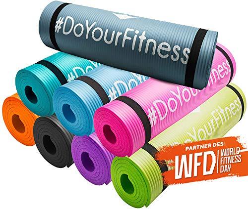 World Fitness »Yogini« Fitnessmatte 183 x 61 x 1 cm Orange