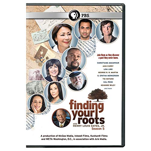Finding Your Roots, Season 5 DVD