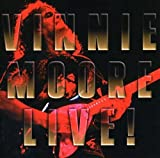 Songtexte von Vinnie Moore - Live!