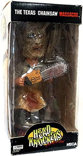 Texas Chainsaw Massacre Leatherface 18cm Bobble Head - Wackelkopf Actionfigur