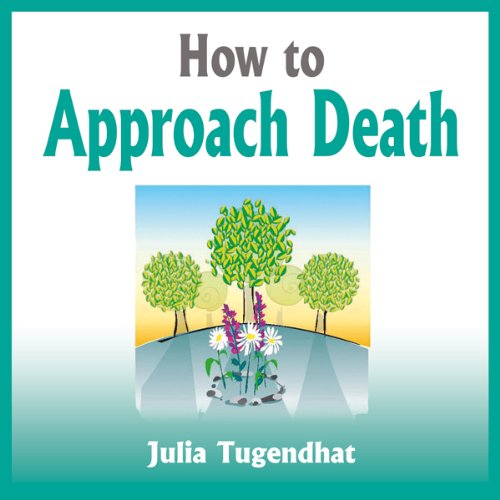 How to Approach Death audiobook cover art