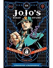 JoJo's Bizarre Adventure: Part 3 - Stardust Crusaders, Vol. 1: Volume 1