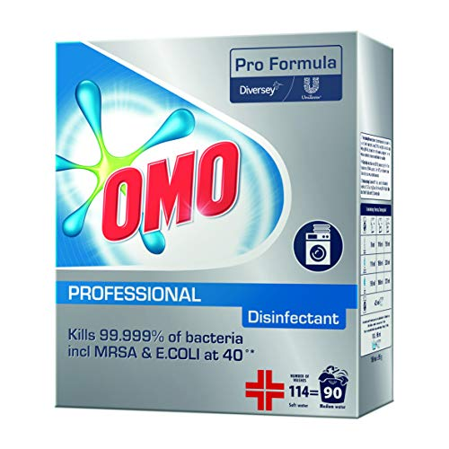 Omo Professional Disinfectant Desinfektionswaschmittel ab 40°C