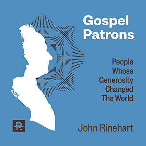 Gospel Patrons audiobook cover art