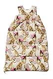 Tavolinchen Babyschlafsack Daunenschlafsack'PinkyBell' Kinderschlafsack Ganzjahresschlafsack Winterschlafsack - 110cm