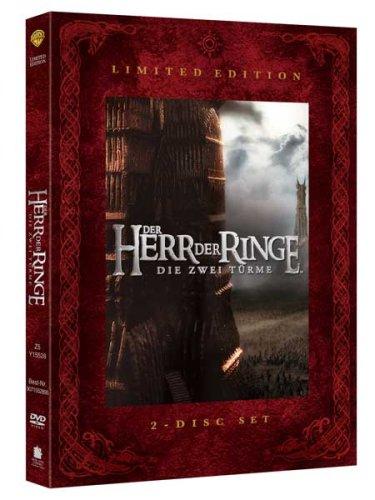 Der Herr der Ringe - Die zwei Türme [Limited Edition] [2 DVDs]