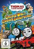 Thomas und seine Freunde - Große Welt! Große Abenteuer! (Film): nun als DVD, Stream oder Blu-Ray erhältlich thumbnail