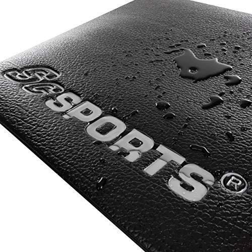 ScSPORTS Bodenschutzmatte für Fitnessgeräte - 5