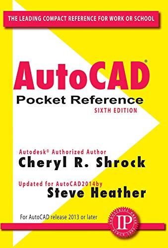 AutoCAD® Pocket Reference