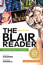 The Blair Reader: Exploring Issues and Ideas, MLA Update (9th Edition)