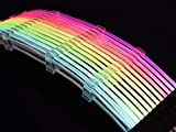 Lian Li Strimer RGB PSU Cable black, 24 Pin Strimmer