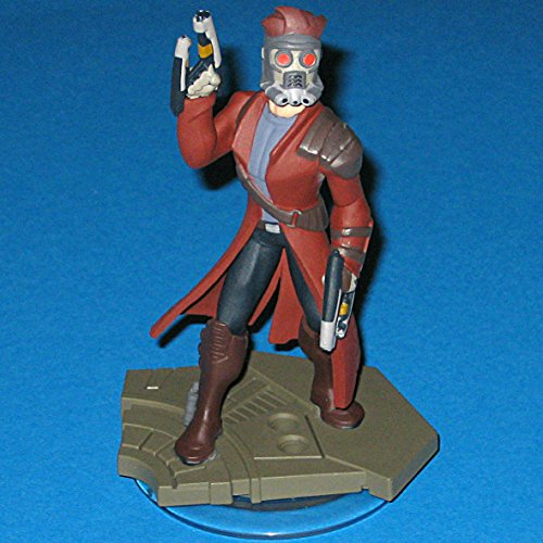 Disney INFINITY: Marvel Super Heroes (2.0 Edition) Star-Lord Figure - No Retail Packaging by Disney Interactive Studios