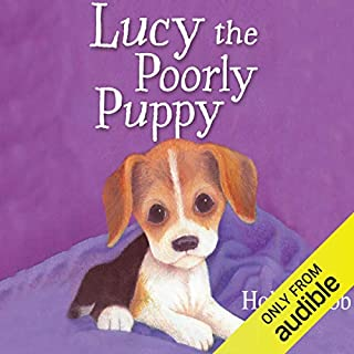 Lucy the Poorly Puppy copertina