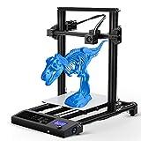 3D Drucker DIY FDM Kit, Filamentsensor Resume Print SUNLU 3D- Drucker Druckgröße 310x310 x400 mm Leichte Montage, Beheiztes Druckbett, Verbessertes Netzteil