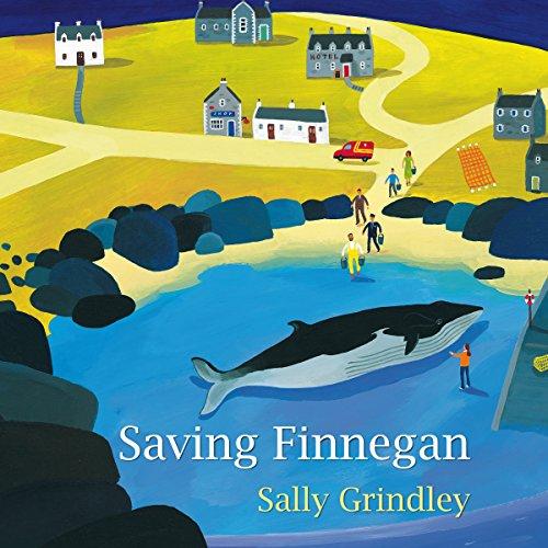 Saving Finnegan audiobook cover art