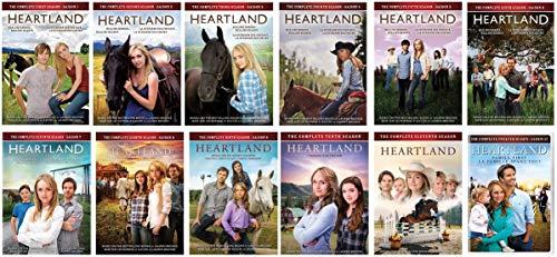 Heartland Seasons 1-12 DVD