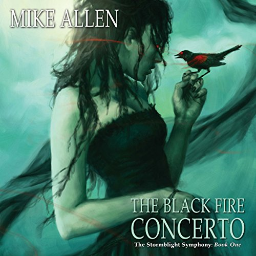 The Black Fire Concerto audiobook cover art
