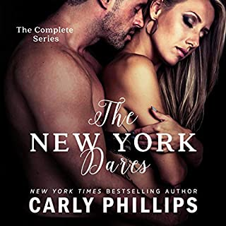 The New York Dares audiobook cover art