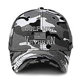 City Camo Baseball Cap American Veteran Gulf War B Embroidery Acrylic Hunting Dad Hats for Men & Women Strap Closure City Camo
