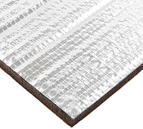 Dynamat 11905 Hoodliner 32' x 54' x 3/4' Thick Self-Adhesive Sound Deadener