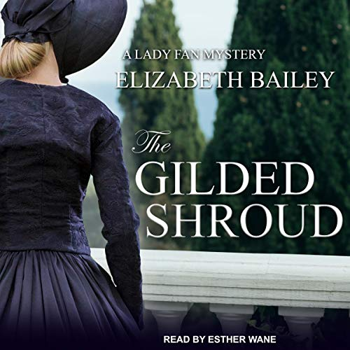 The Gilded Shroud audiobook cover art