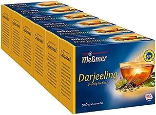 Meßmer Darjeeling 50 Beutel 6er Pack