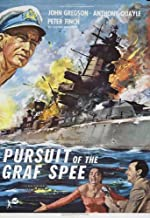 The Battle of the River Plate POSTER Movie (27 x 40 Inches - 69cm x 102cm) (1956) (Style D)