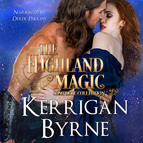 『The Complete Highland Magic Collection』のカバーアート