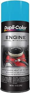 Dupli-Color DE1643 Ceramic Torque 'N' Teal Engine Paint - 12 oz.