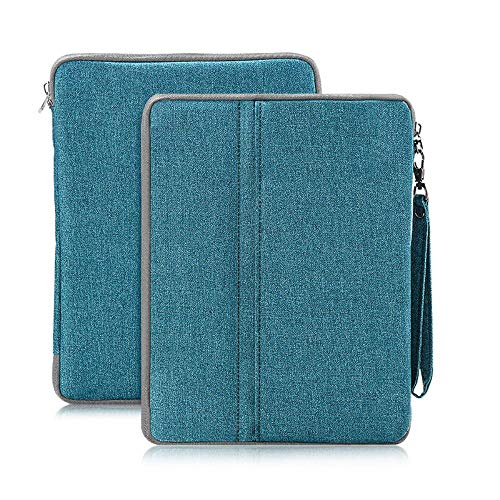 Mazu Homee is suitable for iPad Air 4 10.9, iPad Pro 11, iPad 9.7 inches, Samsung Galaxy Tab, Fire HD 8 / HD 10 SINSO 7.9-11 inches, Huawei Mediapad, tablet case with pocket, more colors