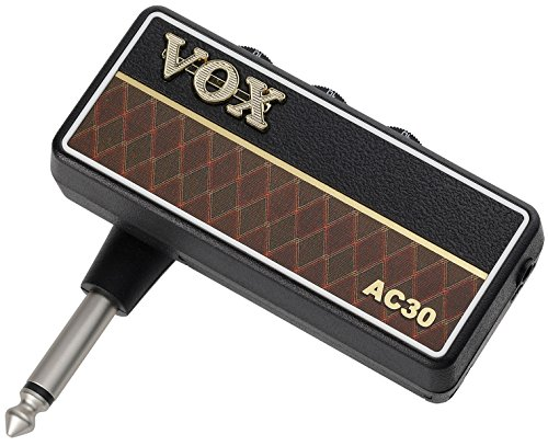 Vox 100016070000 - Mini amplificador de auriculares, color negro