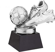 PLEASUR Trofeeën Voetbal match trofee creatieve trofee decoratie voetbal match prijs woonkamer wijn kast decoratie handgem...