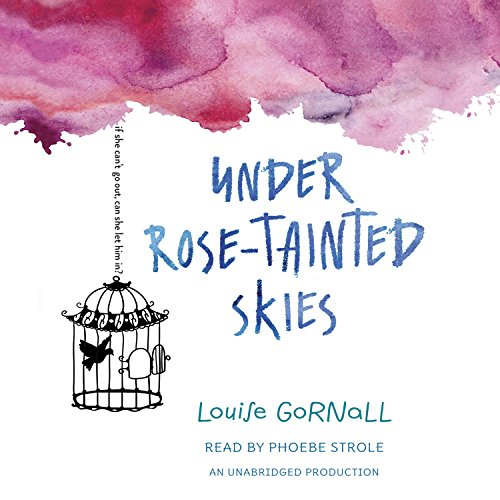Under Rose-Tainted Skies audiobook cover art