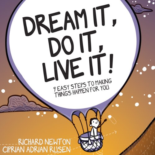 Dream it, Do it, Live it cover art