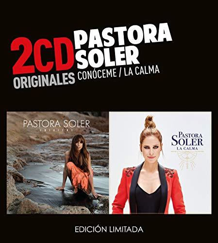 Pastora Soler -Conoceme  /  La Calma  (2 CD)