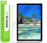 IQ Shield Screen Protector Compatible with Microsoft Surface Pro 6 LiquidSkin Anti-Bubble Clear Film