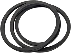 HAKATOP 130969 Lawn Mower Traction Drive Belt 1/2