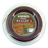 Karakal tenis de Kevlar Cadena 100M Carrete