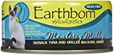 Earthborn Holistic Monterey Medley Grain Free Canned Cat Foods, 5.5 Oz, Case Of 24