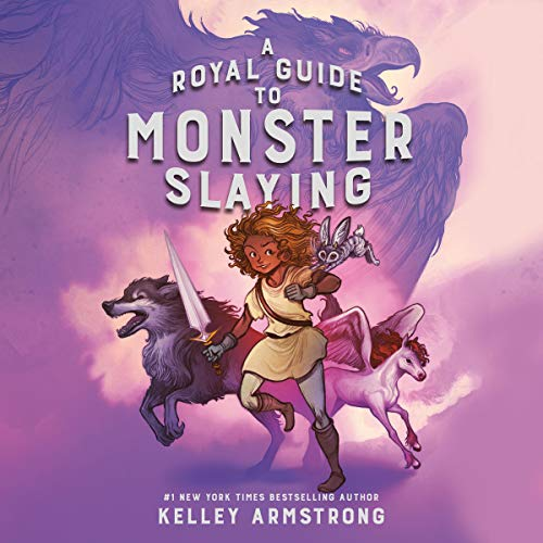 A Royal Guide to Monster Slaying cover art